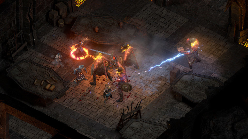 pillars of eternity 2 seeker slayer survivor artifacts